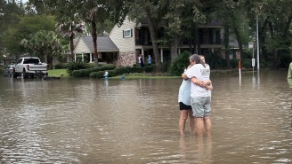 Houston Floodwaters Might Be Spreading Superfund Site Contaminants