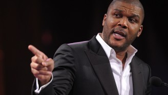 Tyler Perry Defends Joel Osteen And Makes A $250,000 Donation To His Megachurch