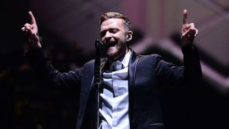 Justin Timberlake's 'Man Of The Woods' Tracklist Feels Like A Parody