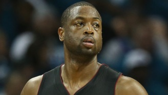 Dwyane Wade Signing With The Cavs Might Be Good News For Another Championship-Seeking Cleveland Team