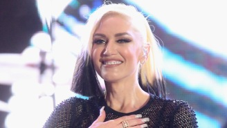 Apparently September Is Not Too Early To Start Talking About Gwen Stefani's New Christmas Album