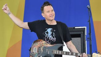 Blink-182's Mark Hoppus Is Raising Money For Dogs Impacted By Hurricane Harvey