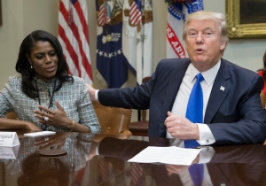 Shockingly, Former 'Apprentice' Villainess Omarosa Is The 'Most Despised' Person In The White House