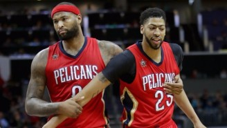 DeMarcus Cousins Wanted To Play With Anthony Davis Again Because They 'Made Each Other Better'