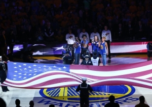The NBA Suggested Other Ways Players Can Protest Besides Kneeling During The Anthem