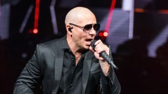 Pitbull Sent His Private Plane To Puerto Rico After The Hurricane To Help Cancer Patients Get Treatment