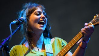 Angel Olsen Simmers On'Special,' The New Song From Her Upcoming Collection, 'Phases'