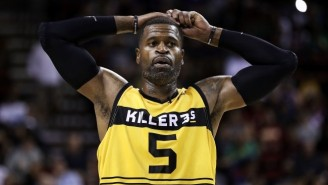 Stephen Jackson Has No Respect For Kevin Durant And Called Him A Twitter 'Egg'