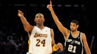 Richard Jefferson Weighed In On The Kobe Bryant-Tim Duncan Debate