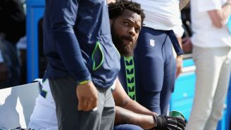 Vegas Cops Googled Michael Bennett To Confirm He Was An NFL Star During His Detainment