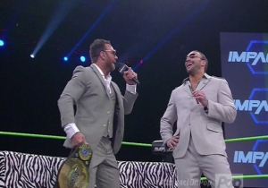 The Aces And Ehs Of GFW Impact 8/31/17: Gotta Get Back In Time