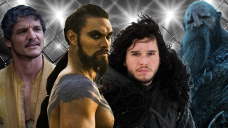 The 'Game of Thrones' Old School MMA Tournament, Round 8: The Fiery Four