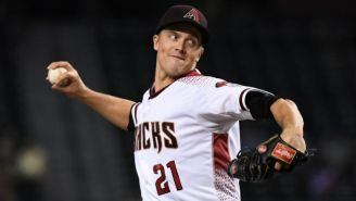 MLB Pitchers Are Fighting Online Because Zack Greinke Won't Sign An Autograph For Pat Neshek
