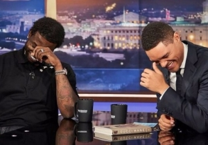 Gucci Mane Tells Trevor Noah That Without Rap He Would've Been A Kingpin