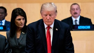 President Trump's First Address To The U.N. Criticizes The Organization's 'Bureaucracy And Mismanagement'