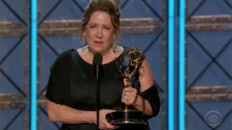 Ann Dowd Seemed Shocked By Her First Emmy Win