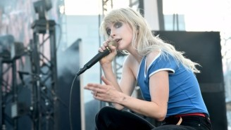 Hayley Williams' Acoustic Cover Of Jawbreaker's 'Accident Prone' Is Beautifully Melancholy