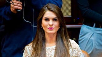 Hope Hicks And Several Other White House Aides Will Reportedly Be Questioned In The DOJ's Russia Probe