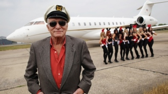 Music Lover Hugh Hefner Shared A 'Soundtrack Of My Life' Playlist For His 91st Birthday