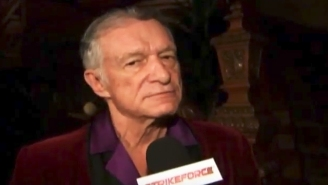 Never Forget That Hugh Hefner And The Playboy Mansion Played Host To A Surprisingly Good MMA Card