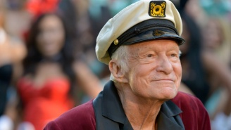 Legendary 'Playboy' Founder Hugh Hefner Has Died At The Age Of 91