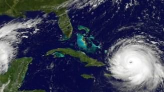 Hurricane Irma Devastates The Caribbean As It Makes Its Way To Miami