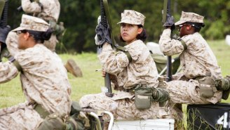Report: The U.S. Army Has Canceled Enlistment Contracts For Hundreds Of Immigrant Recruits