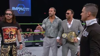 Global Force Wrestling Decided It's A Good Idea To Launch A Network