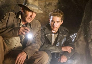 'Indiana Jones 5' Won't Invite Back Shia Labeouf To Reprise His 'Crystal Skull' Role