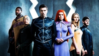 "Breaking Down The Palace Intrigue On Marvel's ""Inhumans"""