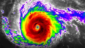 Hurricane Irma Officially Reaches Category 5 Status As Puerto Rico And Florida Brace For Impact