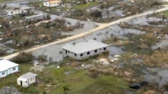 Hurricane Irma Devastates Barbuda, Leaving The Island 'Totally Demolished'