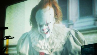 'It' Star Bill Skarsgard Has Revealed That A 'Really Disturbing' Pennywise Flashback Scene Was Cut Out