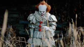 'It: Chapter Two' Star Bill Skargard Says It's 'Surreal' To Play Pennywise With Actual Adults Now