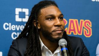 Jae Crowder Told His Mother He Was Traded To Cleveland Minutes Before She Died