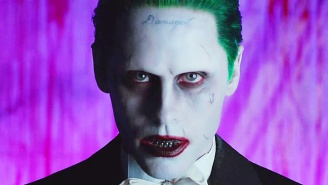 The Director Of 'Suicide Squad' Has Regrets About The Joker's 'Damaged' Tattoo