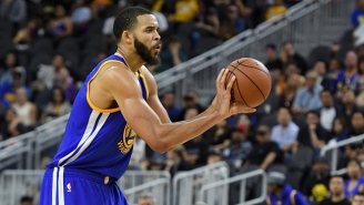 A Wonderful 'NBA 2K18' Glitch Shows JaVale McGee Paying The Nets Billions To Let Him Play