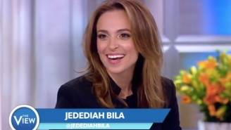 Jedediah Bila Announced That She's Leaving 'The View' Effective Immediately