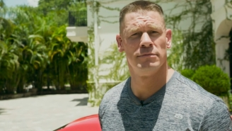 John Cena's Webseries Highlights How Much He Really, Really Loves Cars