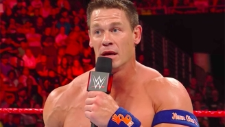 John Cena's Next Great Cause Is The Eradication Of Polio