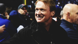 Jon Gruden On Beer, Watching Film Of Colin Kaepernick, And Why Coaches Love Powerpoint So Dang Much