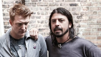 Foo Fighters And Queens Of The Stone Age Have The Most Rocking Double Tour Planned