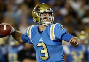 UCLA Finished A Crazy 34-Point Comeback With A Fake Spike Touchdown Pass From Josh Rosen
