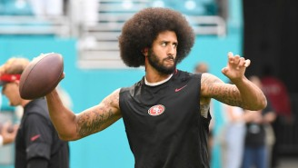 There Are Reportedly Bengals Players Who Want Colin Kaepernick To Replace Andy Dalton