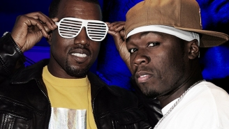 How The Showdown Between Kanye's 'Graduation' And 50 Cent's 'Curtis' Changed Hip-Hop Forever