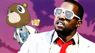 'Graduation' Is The Album That Turned Kanye Into A Rock Star