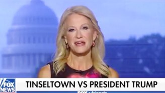 An Unimpressed Kellyanne Conway Trashes The Emmys As A 'Three-Hour Celebrity Political Rally'