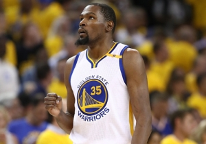 Kevin Durant Insists He Doesn't Have A Secret Twitter Account But Gets Why People Think So