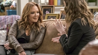 Leah Remini Defends 'Kevin Can Wait' Against Angry Fans After The Show Killed Off Erinn Hayes' Character