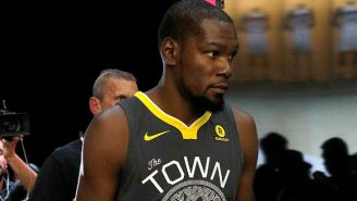 Kevin Durant Appears To Be Defending Himself On Twitter Using Fake Accounts